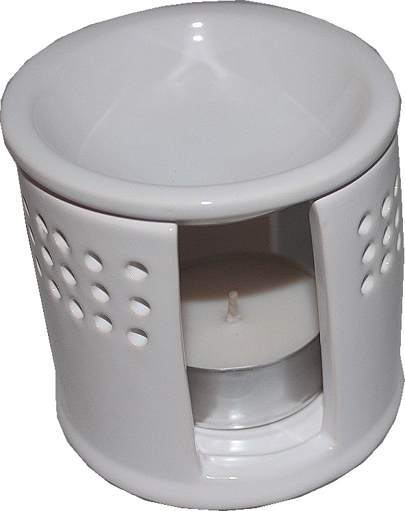 duftlampe oil burner keramik 10 cm aromalampe. Black Bedroom Furniture Sets. Home Design Ideas
